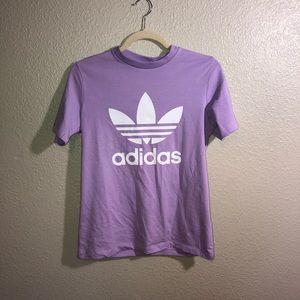 adidas athletic shirt